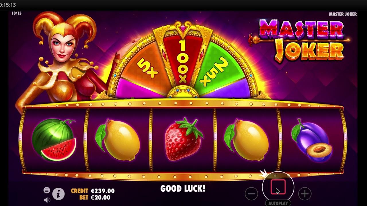 Master Joker Casino Game