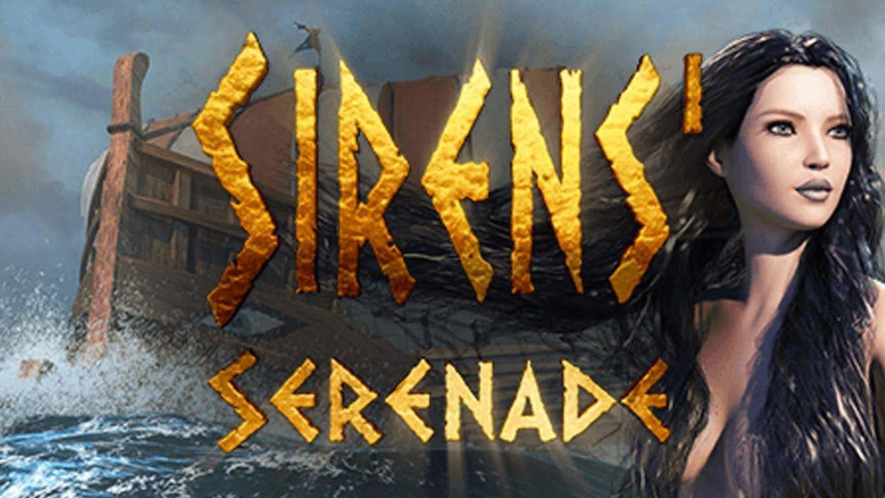 sirens serenade slot logo