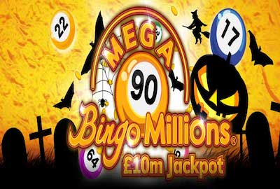 Mega Bingo Millions Cover