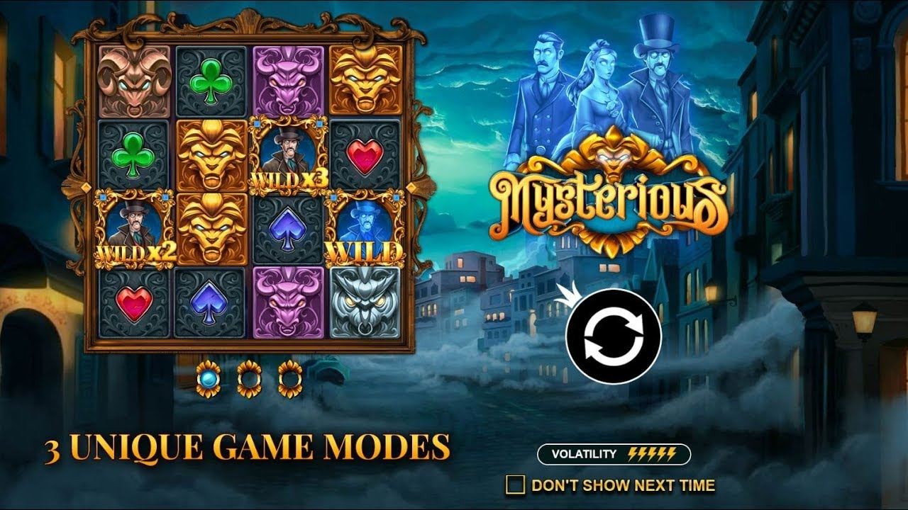 Mysterious Slots UK