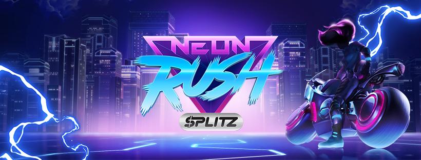 Neon Rush Slots Umbingo