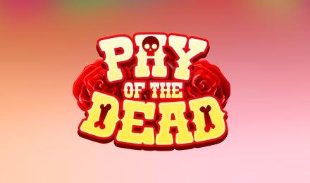 Pay of the Dead Slot Logo Umbingo