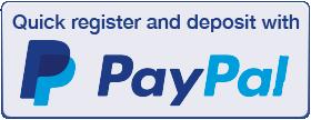 PayPal Deposits