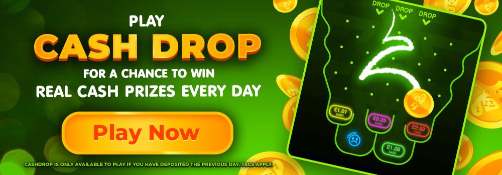 Umbingo cashdrop Promotion
