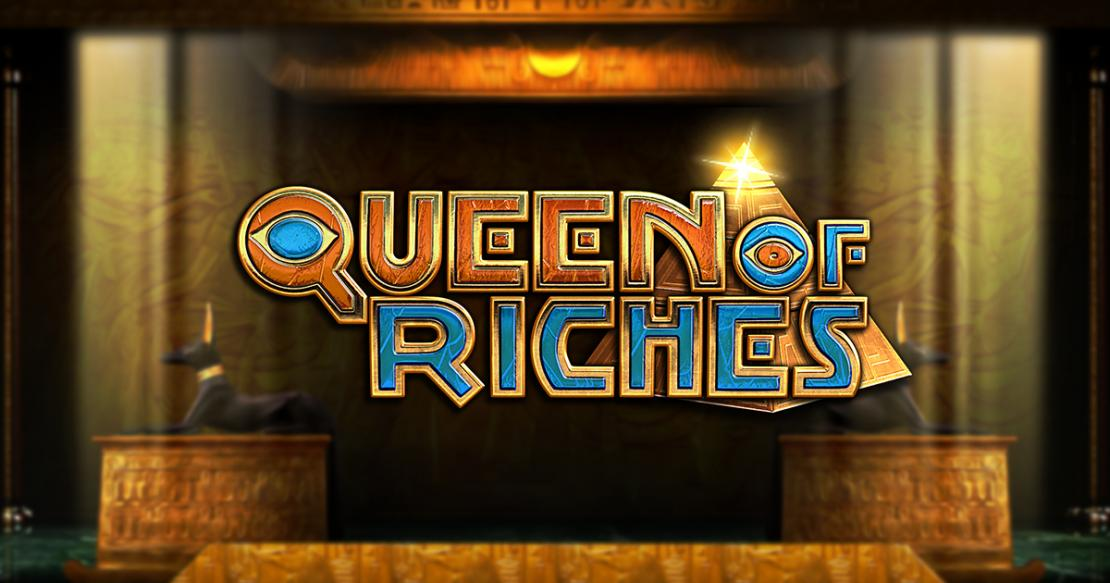 Queen of Riches Slot Banner