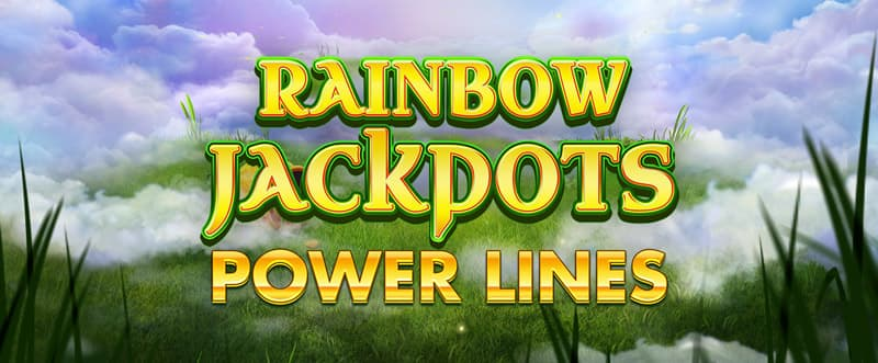 Rainbow Jackpots: Power Lines Slot Umbingo