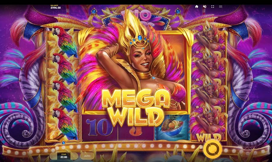 Rio Stars Casino Wild
