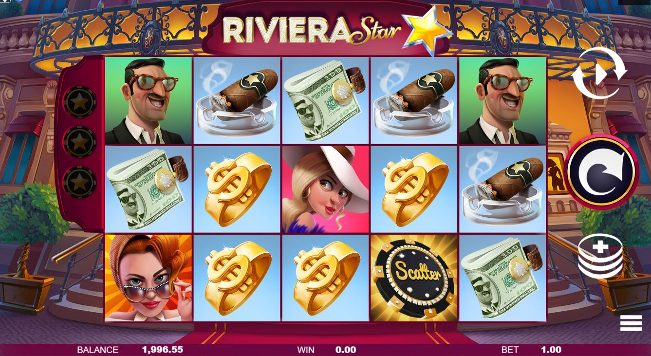 Riviera Star Casino Game