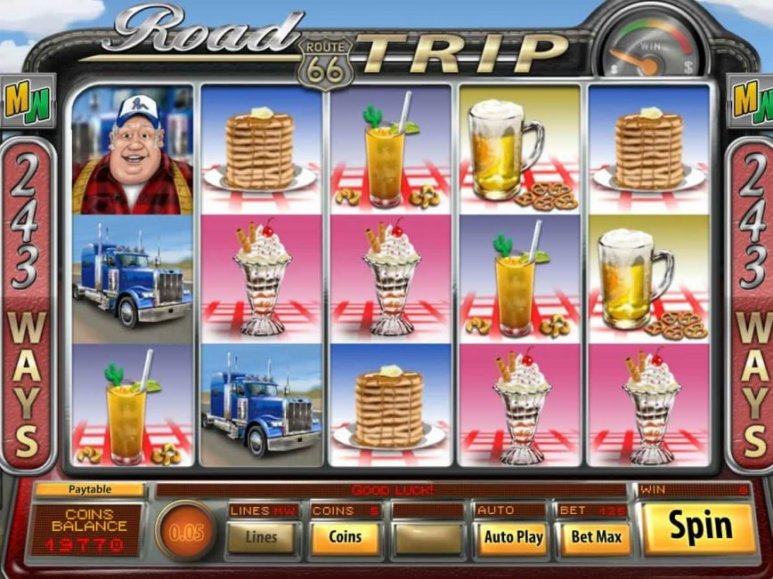 Road Trip Slot Game