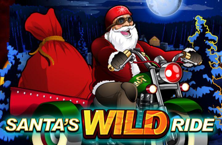 Santa's Wild Ride Slots Umbingo
