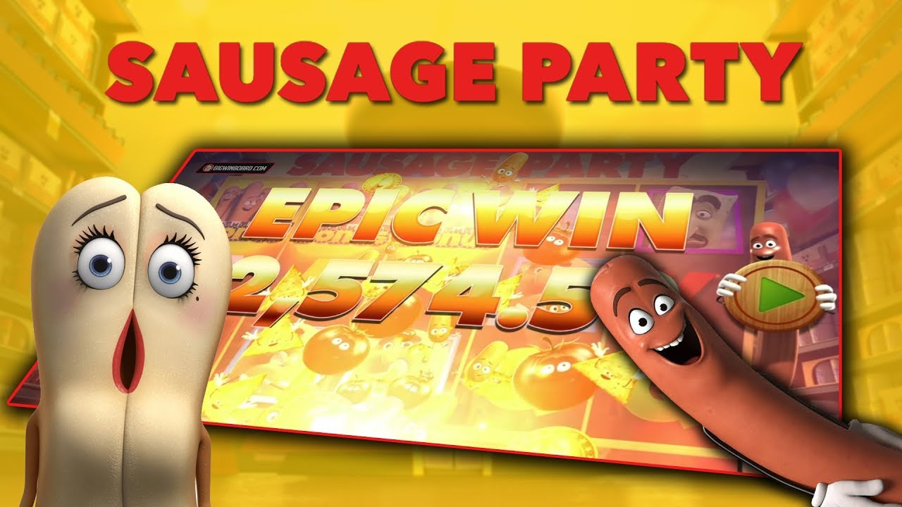 Sausage Party Slots Umbingo