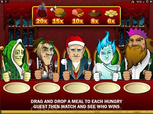 Scrooge Slots UK