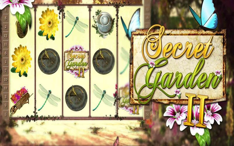 Secret Garden 2 Slot Gameplay