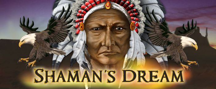 Shamans Dream Logo Casino