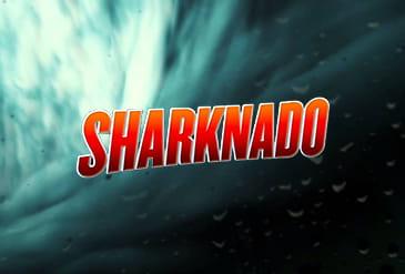 Sharknado Slot Banner