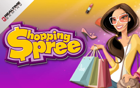 Shopping Spree Slot Game Description Logo