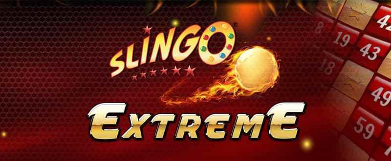 Slingo Extreme Slot Logo Umbingo