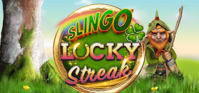 Slingo Lucky Streak Slot Logo Umbingo