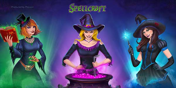 Spellcraft Slots Umbingo
