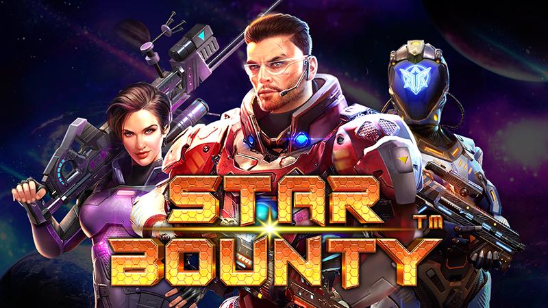 Star Bounty Slot Logo Umbingo