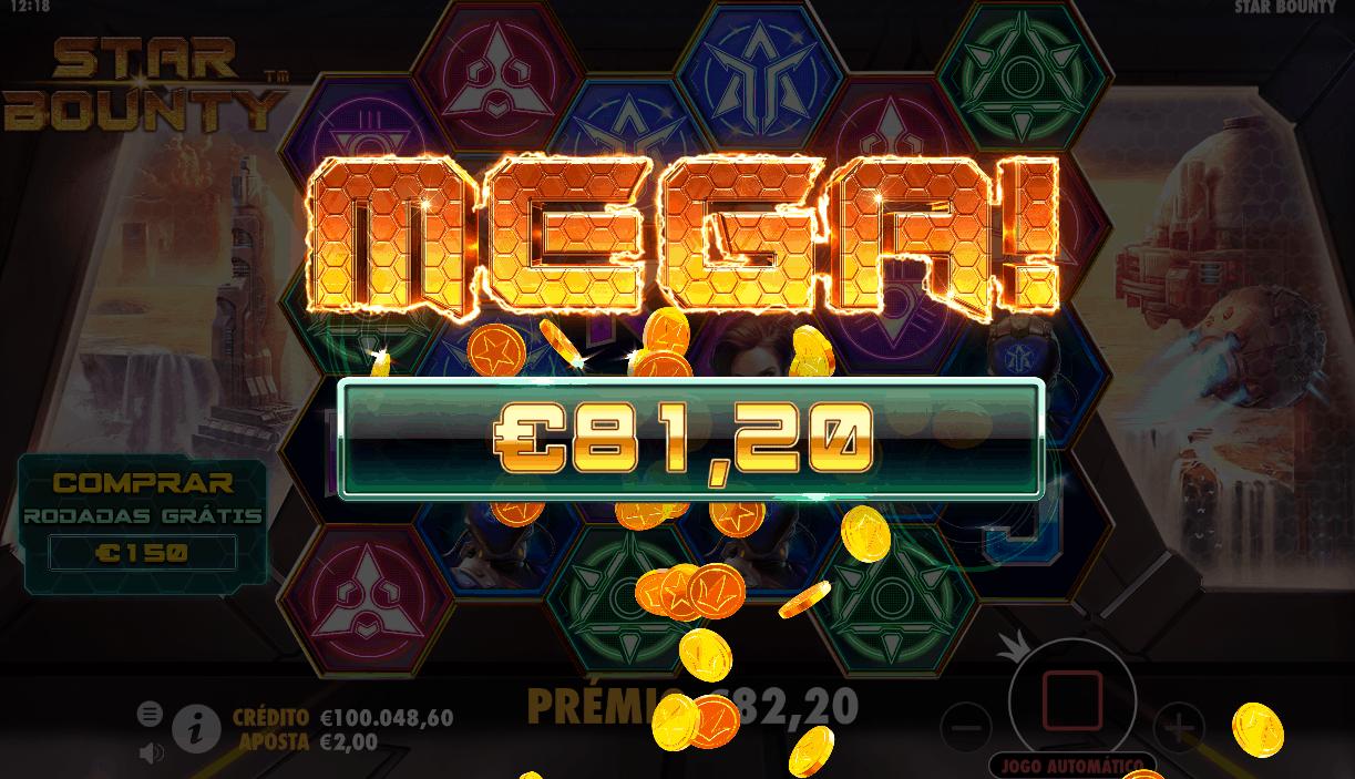 Star Bounty Slots Mega Win