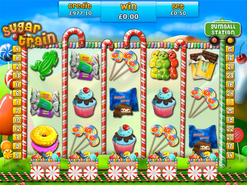 Sugar Train Casino Gameplay