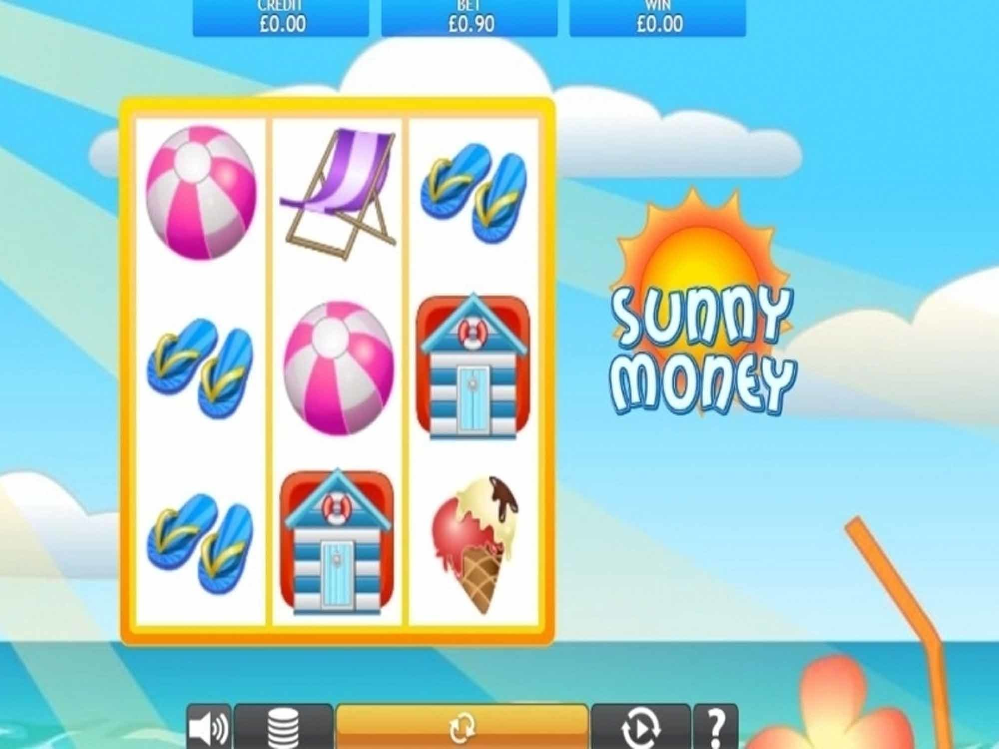 Sunny Money Slot UK