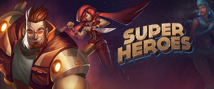 Super Heroes Slots Umbingo