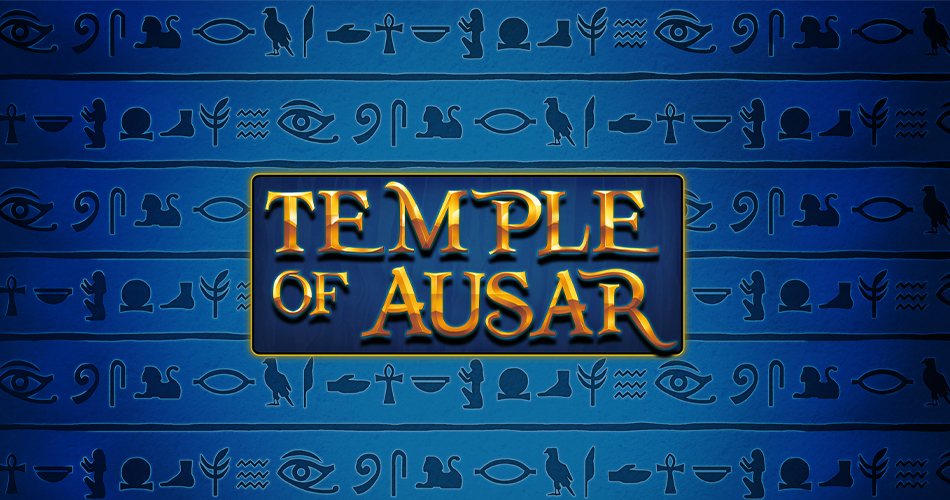 Temple of Ausar Slot Banner