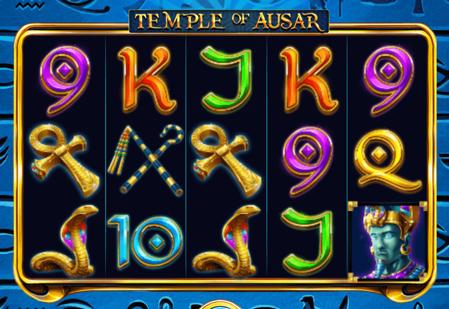 Temple of Ausar Slot Gameplay