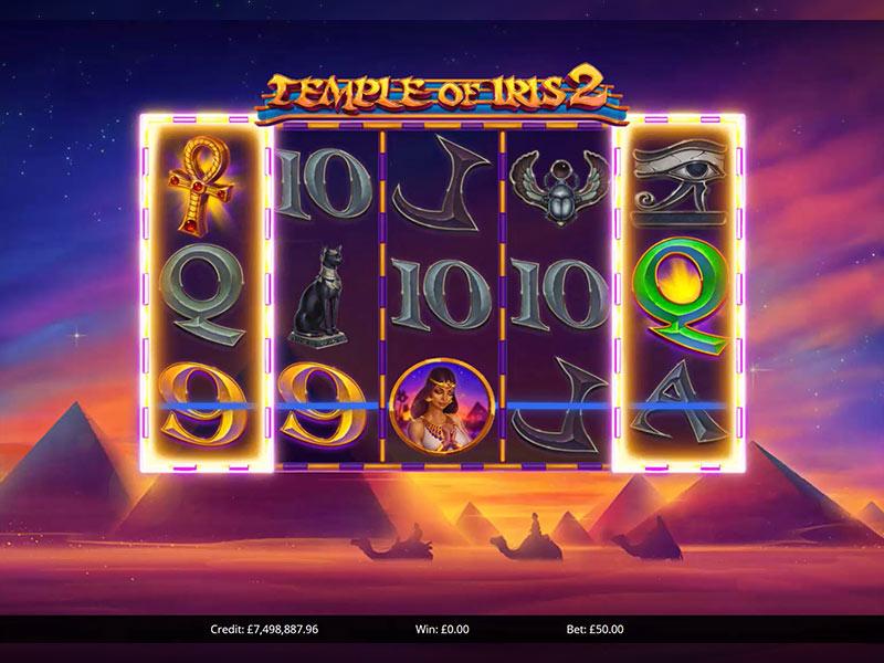 Temple of Iris 2 Slots Online
