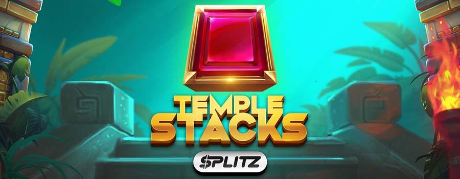 Temple Stack: Splitz Slots Umbingo