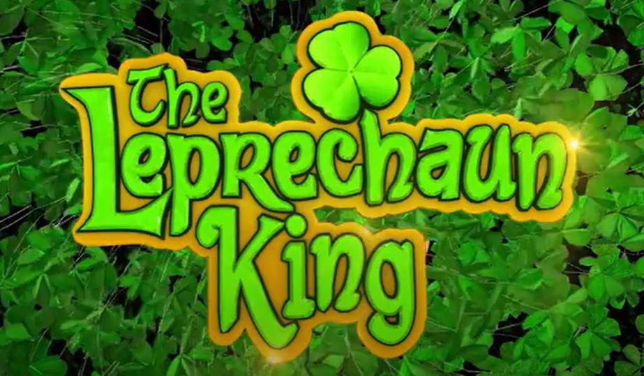 The Leprechaun King Slot Banner