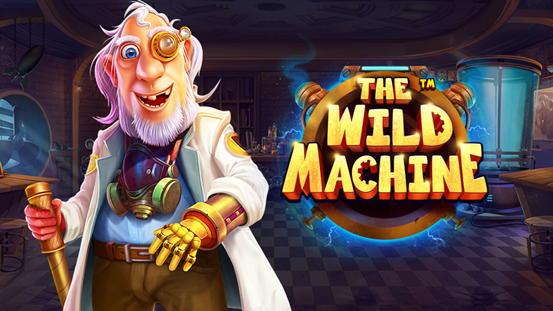 The Wild Machine Slots Umbingo