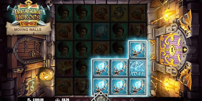 Treasure Heroes Casino Slots