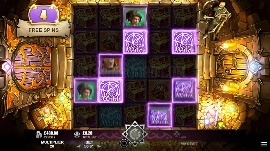 Treasure Heroes Casino Games