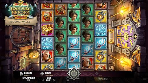 Treasure Heroes Free Slots