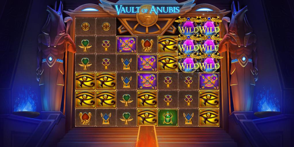 Vault of Anubis Slots Game