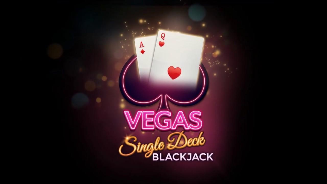 Vegas Single Deck Blackjack Umbingo