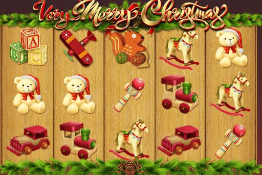 Very Merry Christmas Slot Gameplay