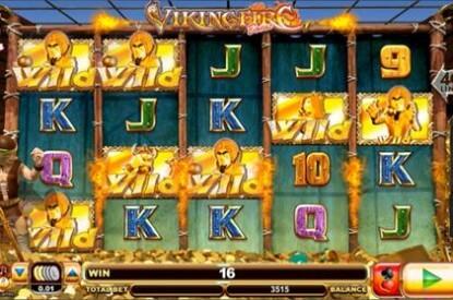 Viking Fire Gameplay