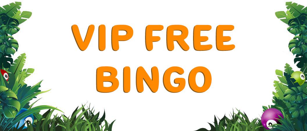VIP Free Bingo Umbingo