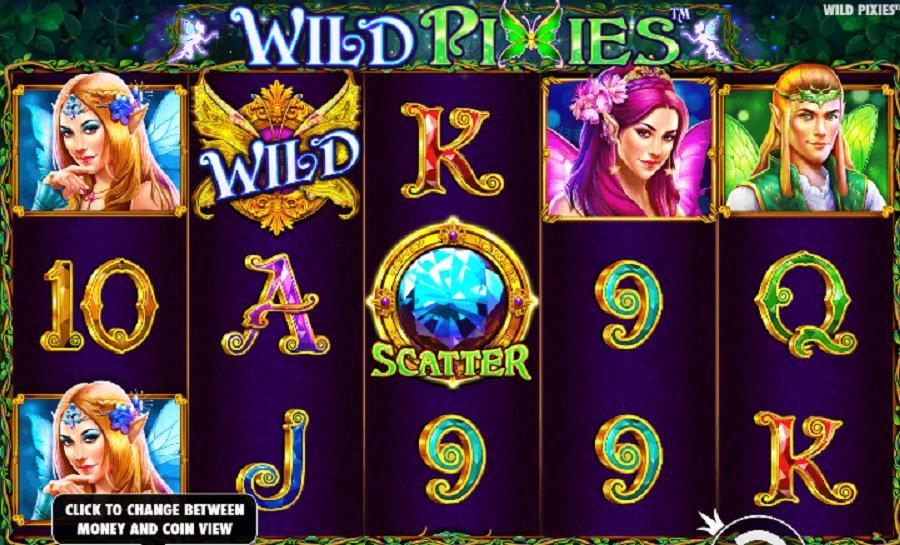 Wild Pixies Slots UK