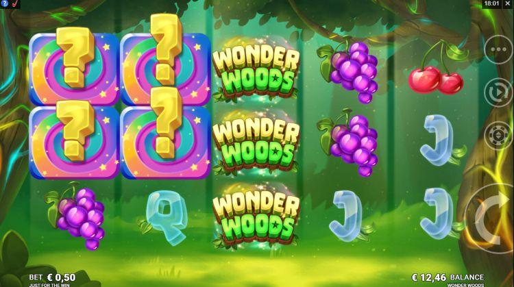 Wonder Woods Slots Uk