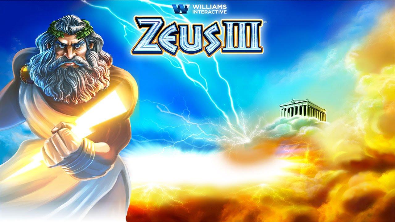 Zeus III Slots Umbingo